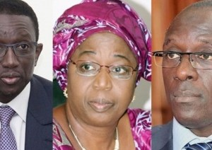 Série d'audition de ministres et DG d'agence devant le HCCT: Amadou Ba, Diouf Sarr et Awa Marie Coll Seck ouvrent le bal