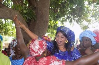 Haminatou kande, la lionne de Thierno lo bat campagne à velingara
