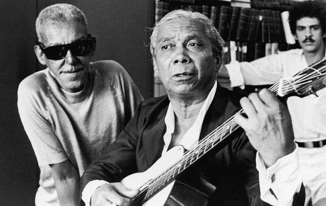 Nelson Cavaquinho e Cartola. História do Samba