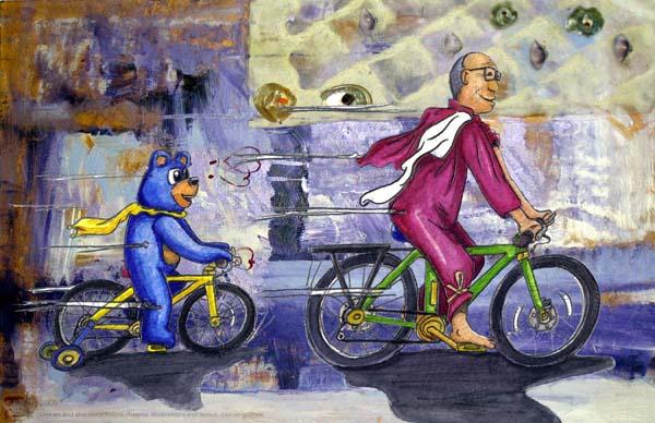 boombin biking