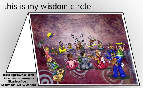 this is my wisdom circle