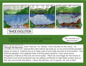 TAHOE-EVOLUTION