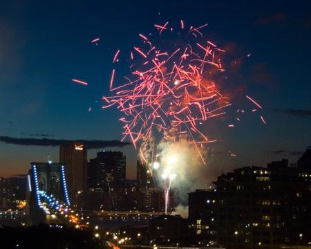 Brooklyn Bridge 125th Anniversary