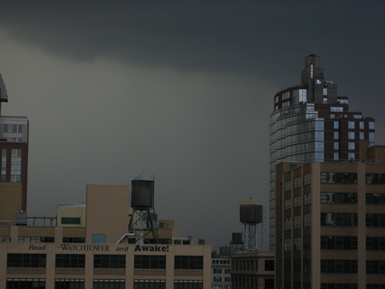 Funnel Cloud in Dumbo