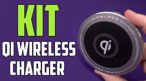 Kit Qi Wireless Charger and Giveaway