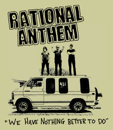 """""""We Have Nothing Better to Do."""" 5/3/13. T-shirt."""