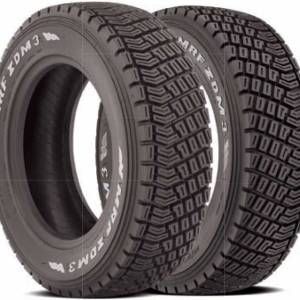 MRF ZDM3 Gravel Rally Tyres