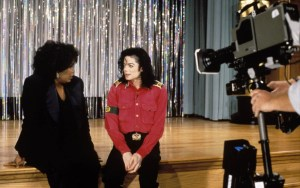 MICHAEL JACKSON INTERVIEWED BY OPRAH WINFREY