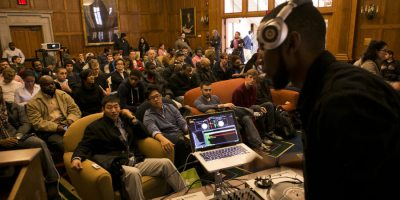 (th Wonder at Harvard - one of many hip hop forays into academic circles