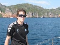 Boat to Koh Phi Phi 6