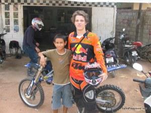 Koh Lanta Endurance Motocross