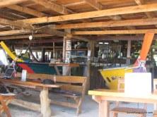 Sunflower Beach Bar Inside