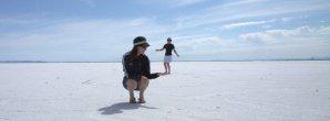 Must Take Photos at Bonneville Salt Flats