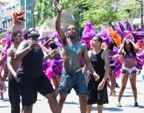 Carafiesta parade crowd men