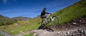 Girdwood and Mountain Biking Photography