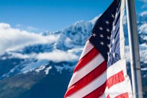 US Flag - 26 Glacier Cruise Whittier With Phillips Cruises