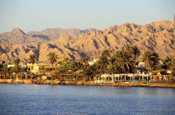 Egypt, Sinai Peninsula, Dahab