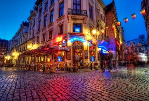 Delirium in Brussels