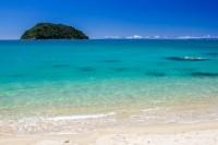 View of Tonga Island