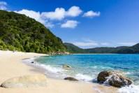 Beautiful Tonga Quarry Beach