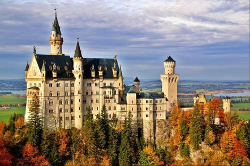 Neuschwanstein castle munich