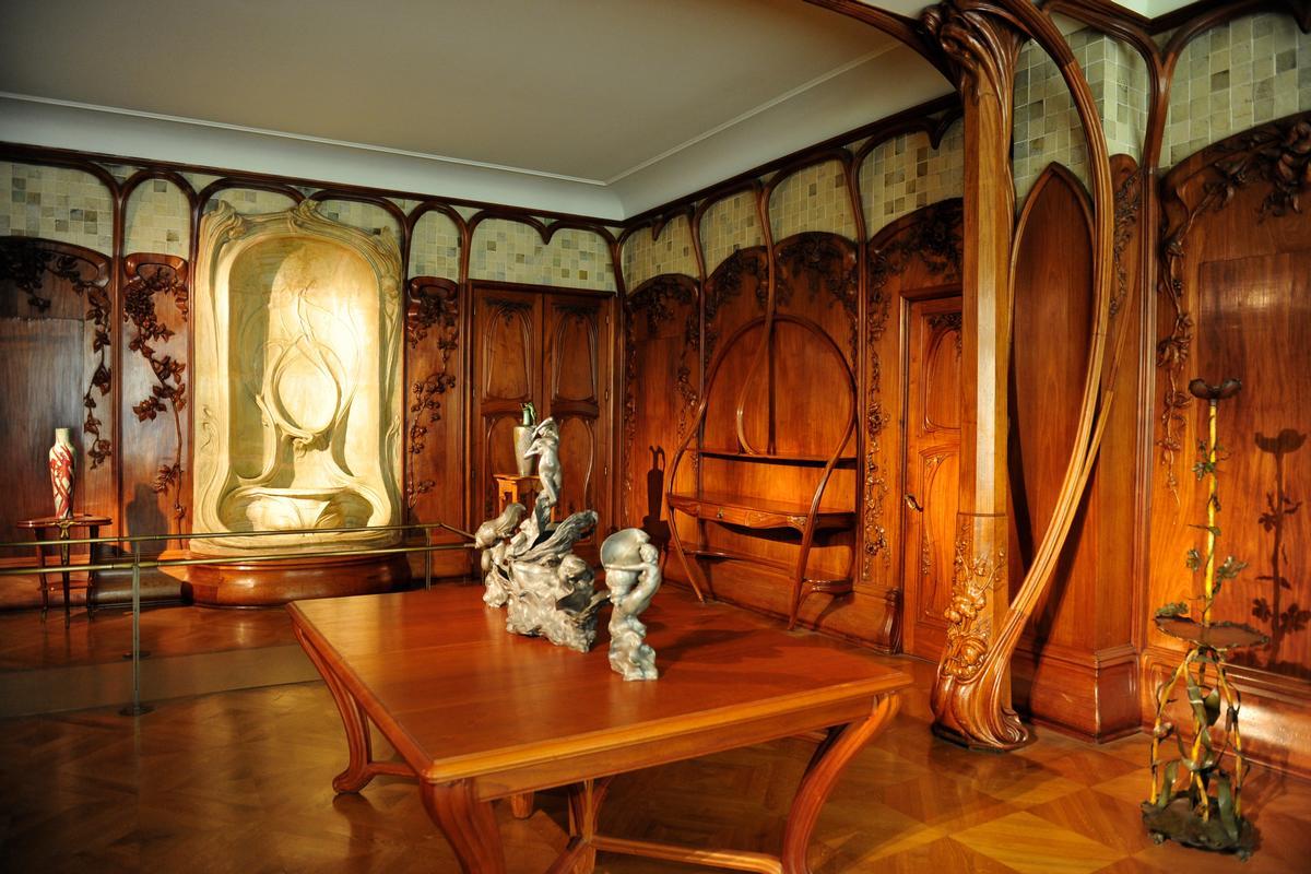 Jugendstil Deco Unterschied nouveau künstlerische wohnstil samstroy konstruktion