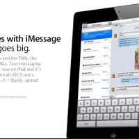 iMessage - textea ilimitado *GRATIS* entre iPhone, iPad y iPhone