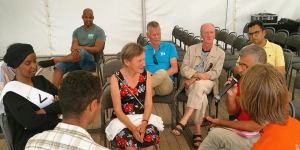 Politiker och medborgare i samtal under Järvaveckan 2018