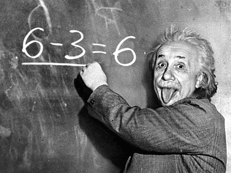 "Albert Einstein har tillskrivits många citat. Detta är ett av dem: ""The intuitive mind is a sacred gift and the rational mind is a faithful servant. We have created a society that honors the servant and has forgotten the gift."""
