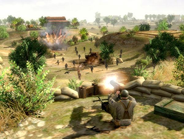 Лучшие игры на основе второй мировой войны