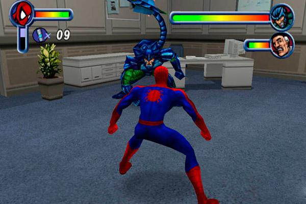 лучшие игры про супергероев