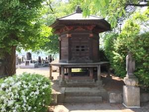 沼田・正覚寺のお堂