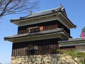 上田城の南櫓