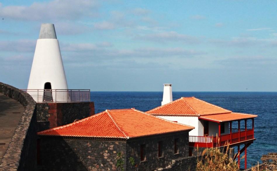 Horno de La Cal en San Andrés · San Andrés y Sauces