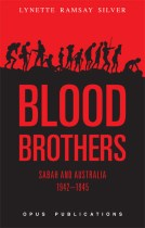 Sandakan Death March book - BLOOD BROTHERS