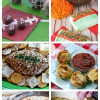 Super Bowl Eats + Treats - Feature Friday