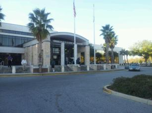 New Port Riche Courthouse
