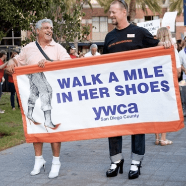 Preston and the Pumps Walk a Mile in Her Shoes