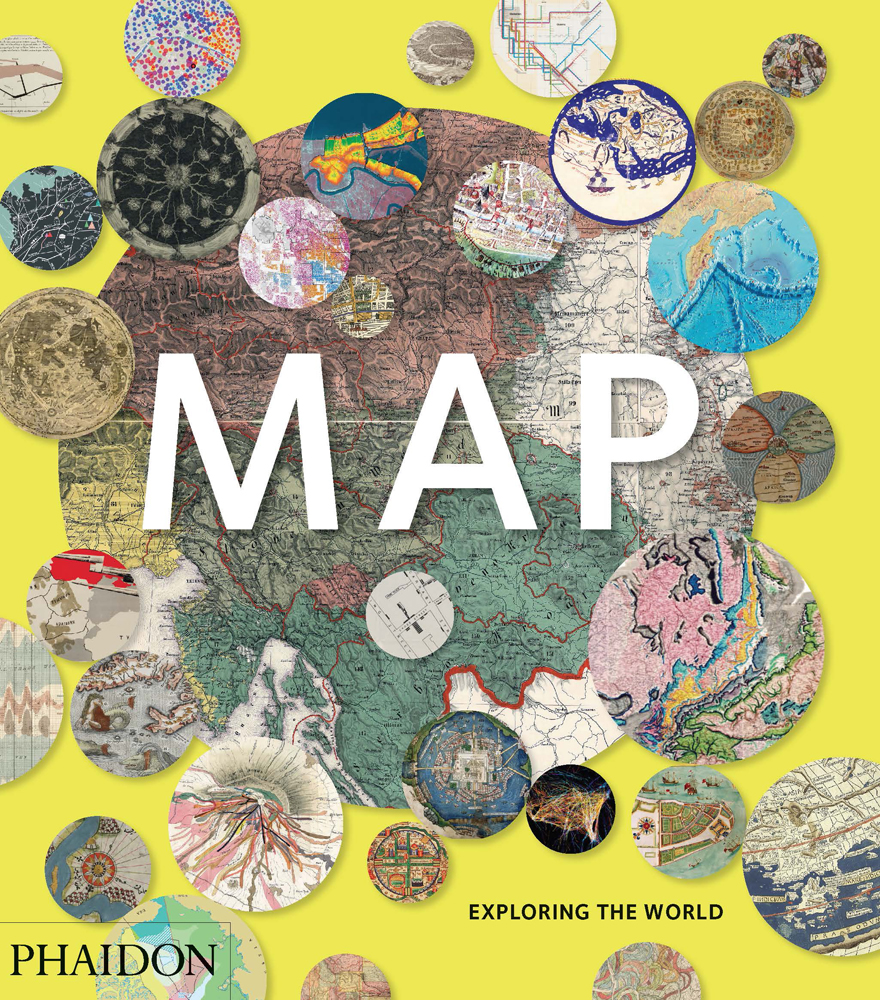 Book Review     Map  Exploring the World     Phaidon      SANDRA RENDGEN