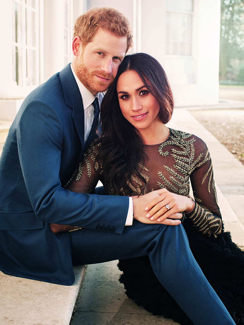 First Meghan Markle Engagement Photos Prince Harry Meghan Markle Engagement Photos Sandra Rose Meghan Markle Engagement Ring Meghan Markle Engagement Ring Diana Prince Harry wedding rings Meghan Markle Engagement Ring