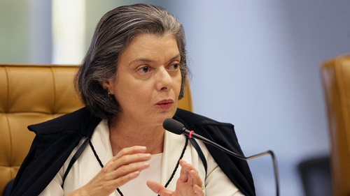 Cárme Lúcia - Presidente do STF