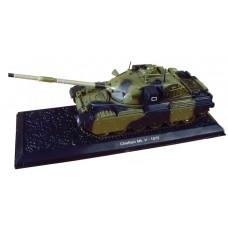 Amercom 1/72 ready made Chieftain