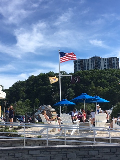 Flags flying high on Memorial Day