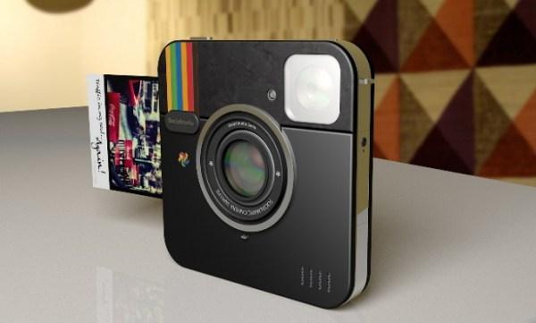 Socialmatic-kamera
