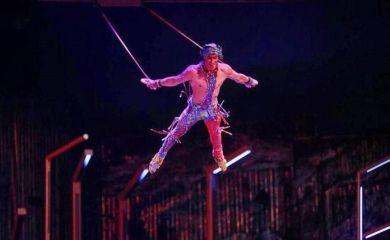 Murió un acróbata de Cirque du Soleil por una caída en pleno show