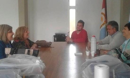 San Genaro: El municipio busca formar parte de la Agencia de Desarrollo Región Rosario (ADERR).