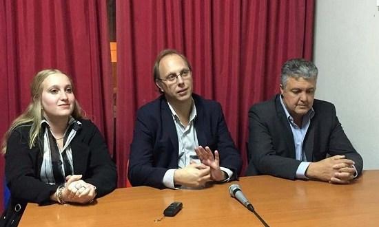 San Genaro: El Ministro de Economía provincial brindó una charla