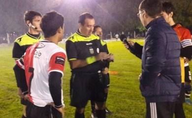 Tres detenidos en San Genaro: Se hicieron pasar por un árbitro e intentaron estafar a tres clubes