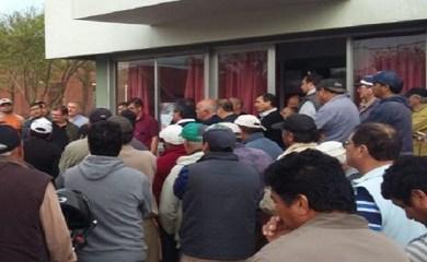 San Genaro: Trabajadores municipales confirmaron que volverán al paro el lunes