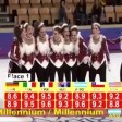 Una sangenarina fue campeona mundial de patín artístico